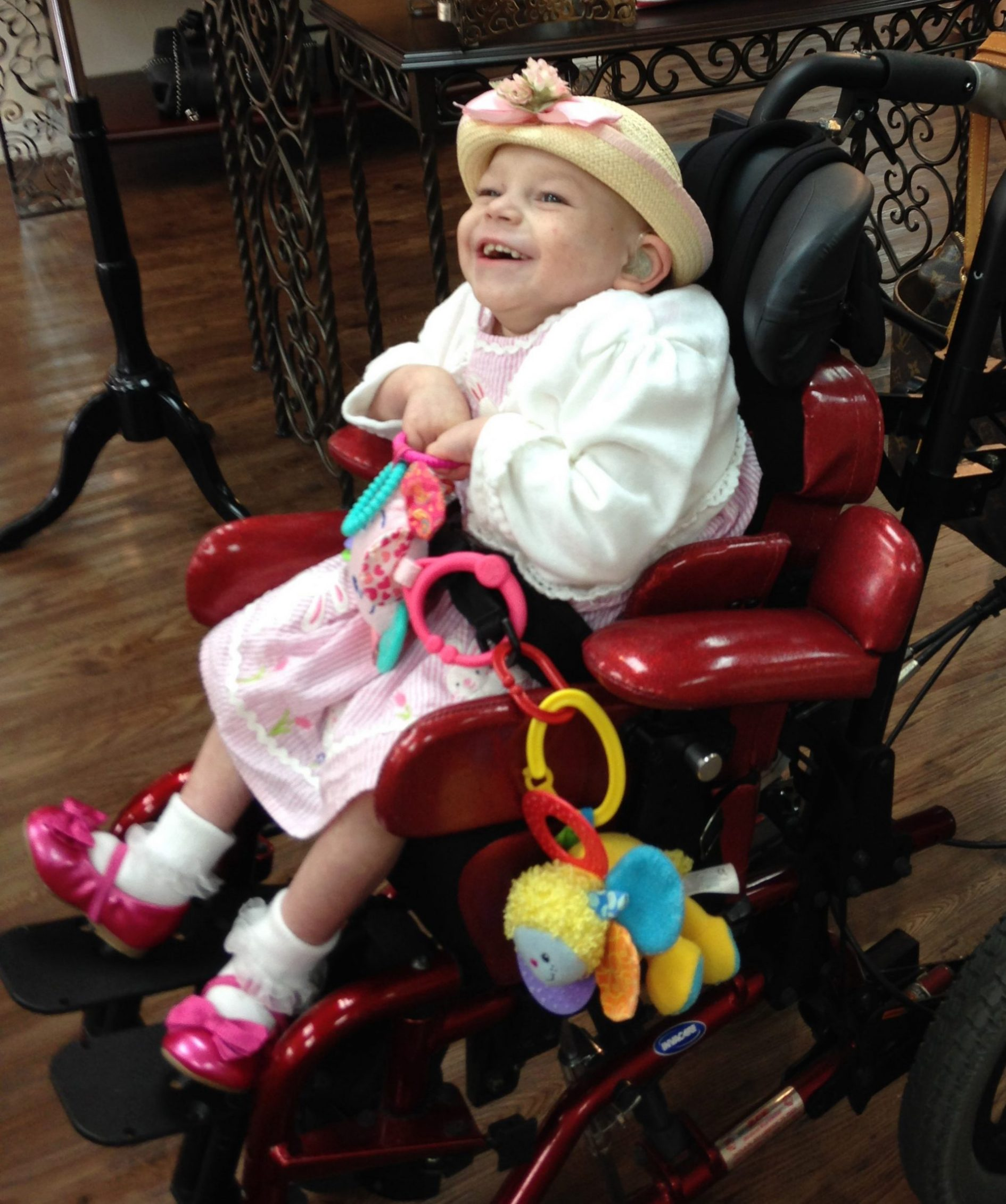 New Special Needs Fund Helps Our Youngest Patients