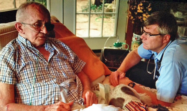 Recognizing Nurses – Brian King