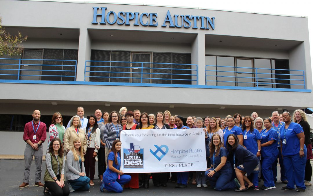 2019 – A Record-Breaking Year for Hospice Austin